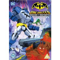Batman Unlimited: Mech vs Mutants
