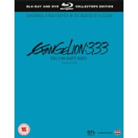 Evangelion 3.33 You Can (Not) Redo - Collectors Edition Combo Pack