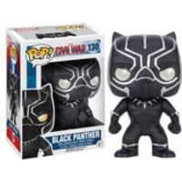 Marvel Captain America Civil War Black Panther Pop! Vinyl Figure