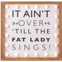 Parlane Fat Lady Wall Light
