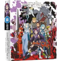 Sword Art Online II - Part 4 Collectors Edition Dual Format (Includes DVD)