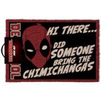 Marvel Deadpool Doormat