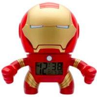 BulbBotz Marvel Iron Man Clock