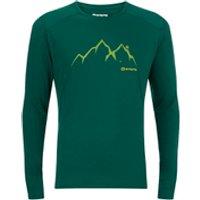 Sprayway Mens Source Long Sleeve T-Shirt - Evergreen - L