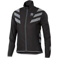 Sportful Reflex Childrens Jacket - Black - 8 Years