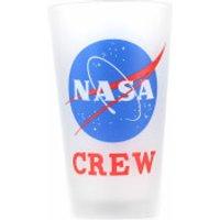 NASA Crew Drinking Glass - Large