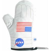 NASA Spacesuit Oven Mitt - White