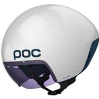 POC Cerebel Helmet - Hydrogen White - Medium (54-60cm)