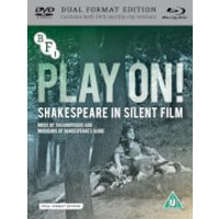 Play On: Silent Shakespeare - Dual Format (Includes DVD)