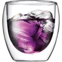 Bodum Pavina Double Wall Glass - 2 Pack