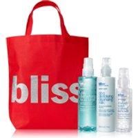 bliss Summer Skin Detox Kit (Worth 57.00)
