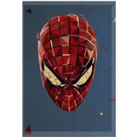 In Pieces - Spiderman inspired Artwork Print - 14 x 11 Inches