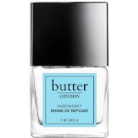 butter LONDON Hardwear Shine UV Topcoat 11ml
