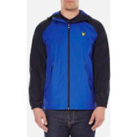Lyle & Scott Vintage Mens Anorak - Lake Blue - XXL