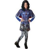 Disney Descendants Girls Deluxe Evie Fancy Dress - 7-8 Years