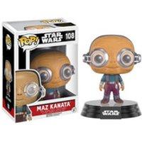 Star Wars: The Force Awakens Maz Kanata Pop! Vinyl Figure