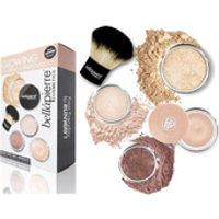 Bellapierre Cosmetics Glowing Complexion Essentials Kit - Fair