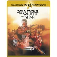 Star Trek 2 - The Wrath Of Khan Directors Cut (Limited Edition 50th Anniversary Steelbook)