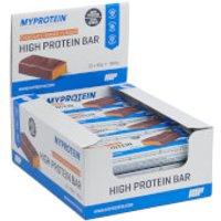 High Protein Bar, Vanilla and Honeycomb, 12 x 80g