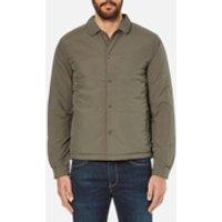 Selected Homme Mens Feel Shirt Jacket - Castor Grey - XL