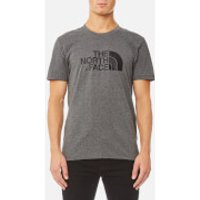 The North Face Mens Easy T-Shirt - TNF Medium Grey Heather - S