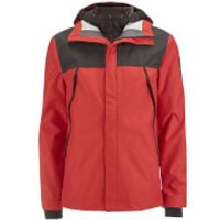 The North Face Mens 1990 Mountain Triclimate Jacket - Red Dark Heather - XL