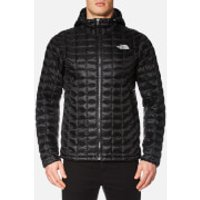 The North Face Mens ThermoBall Hoody - TNF Black - L