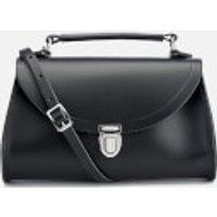 The Cambridge Satchel Company Womens Mini Poppy Shoulder Bag - Black
