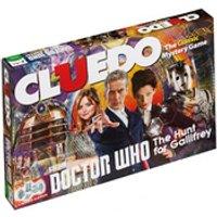 Cluedo - Doctor Who