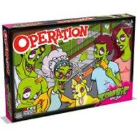 Operation - Zombie