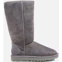 UGG Womens Classic Tall II Sheepskin Boots - Grey - UK 4.5