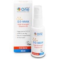 D3 Max Oral Spray - 30ml