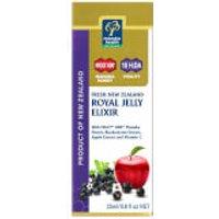 Manuka Health New Zealand Royal Jelly Elixir with MGO 400+ Manuka Honey 25ml