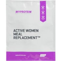 Active Women Meal Replacement™ (Sample) - 51g - Pouch - Velvet Vanilla