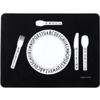 Design Letters Kids Collection Placemat