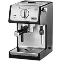 DeLonghi ECP35.31 Pump Espresso Coffee Machine - Sliver