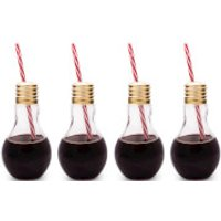 Light Bulb Glass (Set of 4)