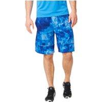 adidas Mens Swat Training Shorts - Blue - S