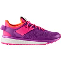 adidas Womens Response 3 Running Shoes - Purple - US 6.5/UK 5