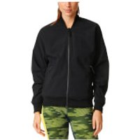 adidas Womens ZNE Training Track Top - Black - XS