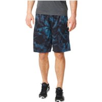 adidas Mens Swat Training Shorts - Dark Blue - S
