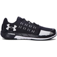 Under Armour Mens Charge Core Training Shoes - Black/White - US 12/UK 11