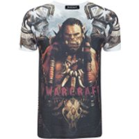 Warcraft Mens Durotan T-Shirt - White - M