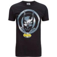 DC Comics Mens Batman Coin T-Shirt - Black - L
