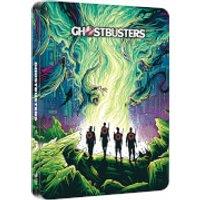 Ghostbusters 3D (Includes 2D Version) - Zavvi Exclusive Steelbook