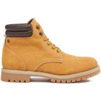Jack & Jones Mens Stoke Nubuck Boots - Honey - UK 9
