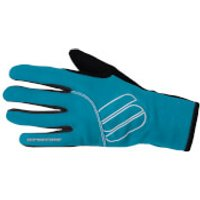 Sportful Womens Windstopper Essential Gloves - Turquoise - XS