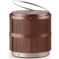 Lexon Fine Rechargeable Radio - Burgundy