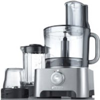 Kenwood FPM910 Multipro Excel Food Processor - Silver