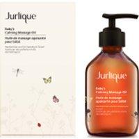 Jurlique Babys Calming Massage Oil 100ml